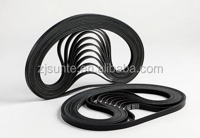 Top quality poly v belt ribbed v belt 9pk2295 buy fan for Poly v belt for mercedes benz