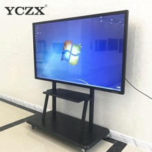 86 inch FHD 4K LED multi touch screen monitor all in one PC with factory price