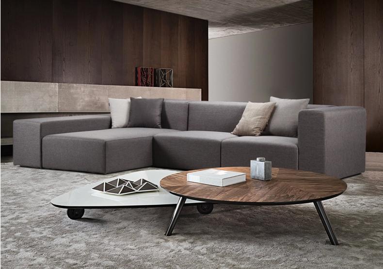 shape modern simple fabric sofa wide arm unique sofa set buy