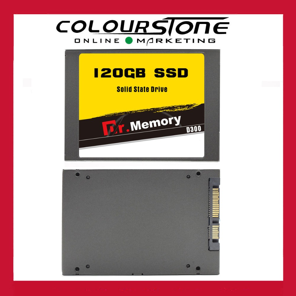 Hot Sell Laptop Hard Drive Dr.Memory D300 120GB 2.5'' Solid State Disk SSD Hard Drive for Laptop notebook SATA III 6Gb/s