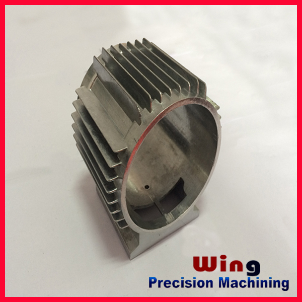 custom die casting hot water radiator ningbo and air mechanical damper