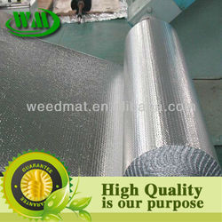 Woven Aluminum foil for roofing materials