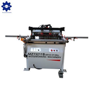 Best selling China mini multi spindle drilling machine