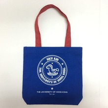 Wholesale drawstring shopping tote custom cotton canvas bag standard size