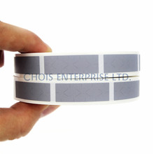 Scratch Off Label Sticker Roll/Scratch Off <strong>Security</strong> Sticker Label 5x22mm