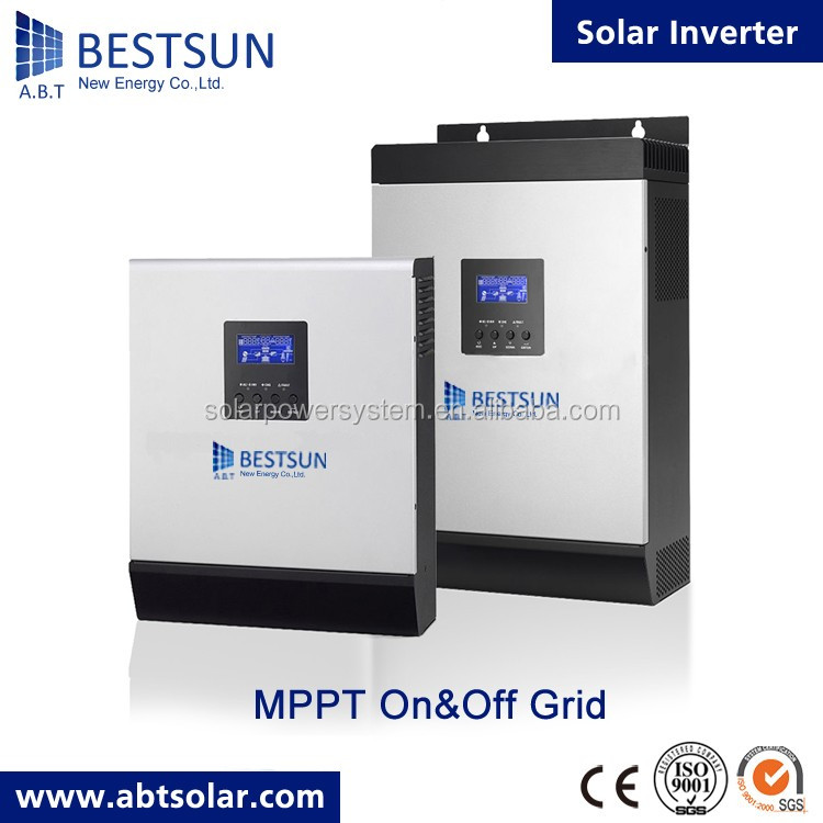BESTSUN On Grid power solar wind hybrid inverter 1000w 2000w 3000w 4000w 5000w