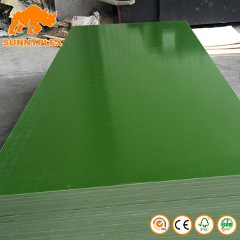 4x8 plastic coated plywood for concrete formwork