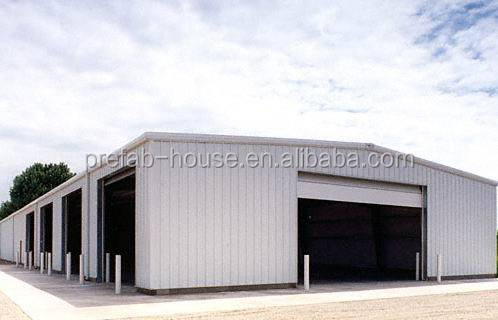 ISO&CE low cost movable structural steel warehouse