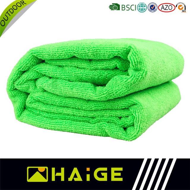 Highly Absorbent & Soft Printed Suede Microfiber Towel