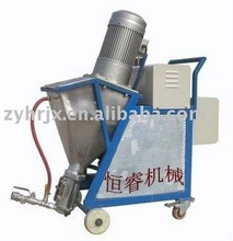 plaster rendering machine for wall