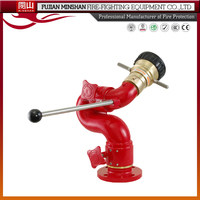 automatic fire monitor extinguishing system