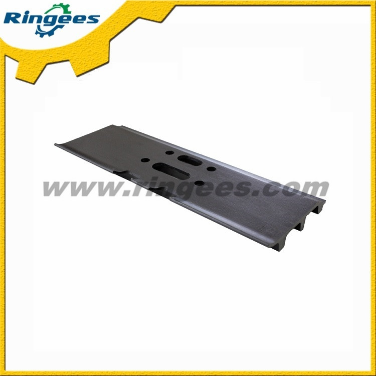 large in stock track shoe apply to Caterpillar CAT345D excavator, track plate/pad for CAT