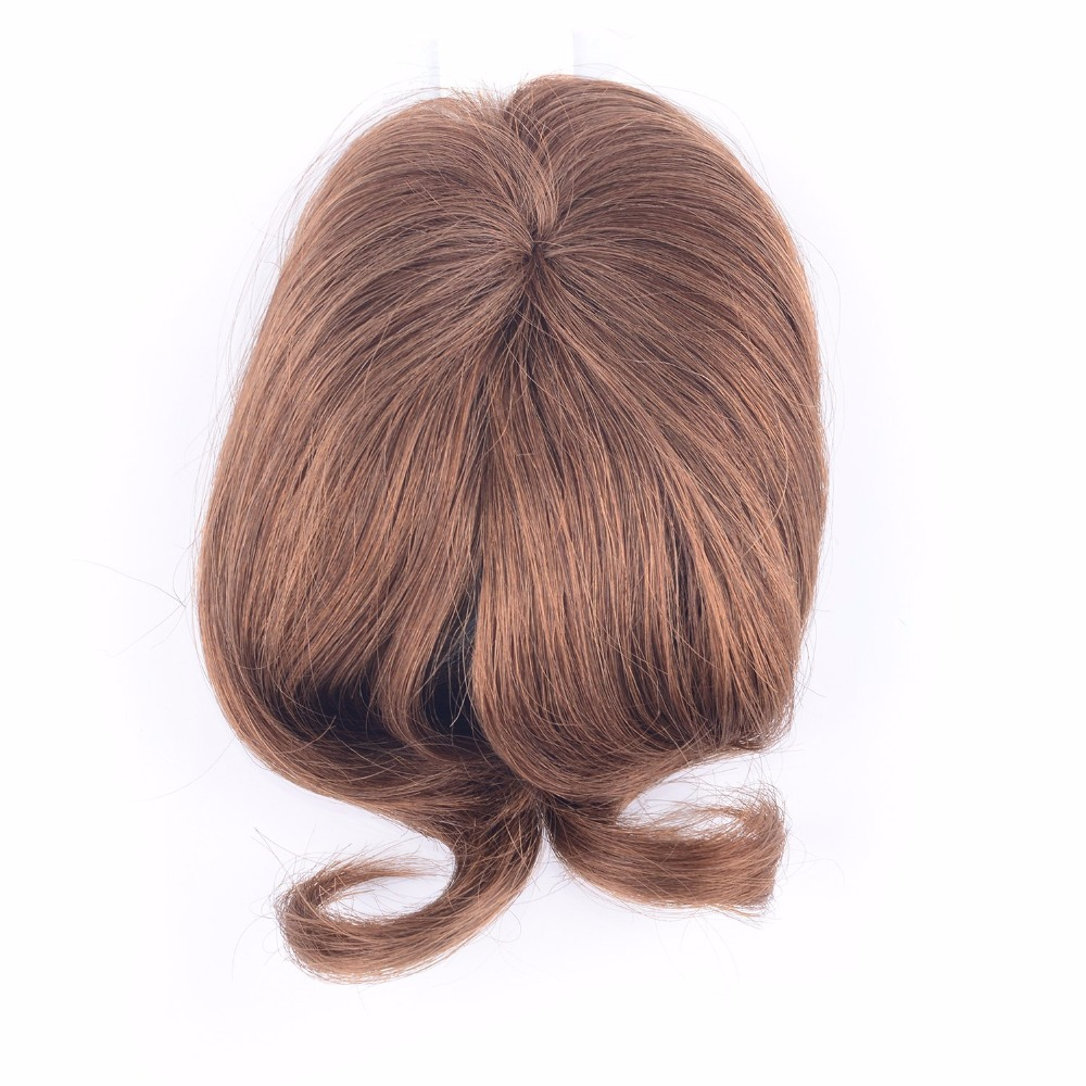 hot sell ladystar hair bang, 100% human hair fringe, fashion chinese bang wigs hair color 6#