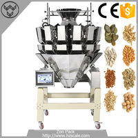 14 Heads Combination Weigher For Potato Chips