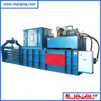 CE certificate high quality factory supply wiping rags baler
