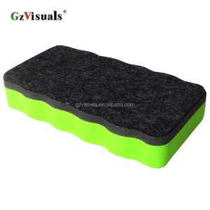 Solid Rectangle Whiteboard Cleaner Magnets Magnetic Whiteboard Eraser