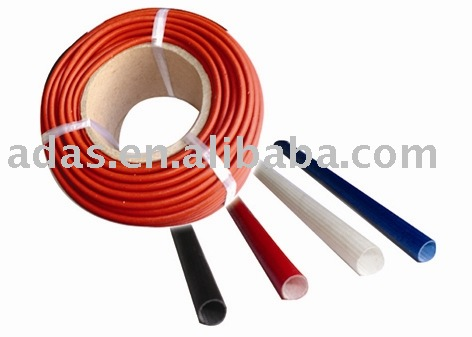 silicone resin fiberglass sleeving