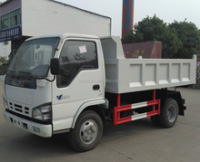 Good Quality China 5t Tipper Truck Capacity Small Tipper Truck for Sale