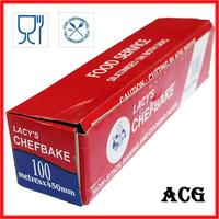 Grade A large format printing paper in cutter box