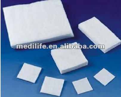 Non woven sponges medical sponge