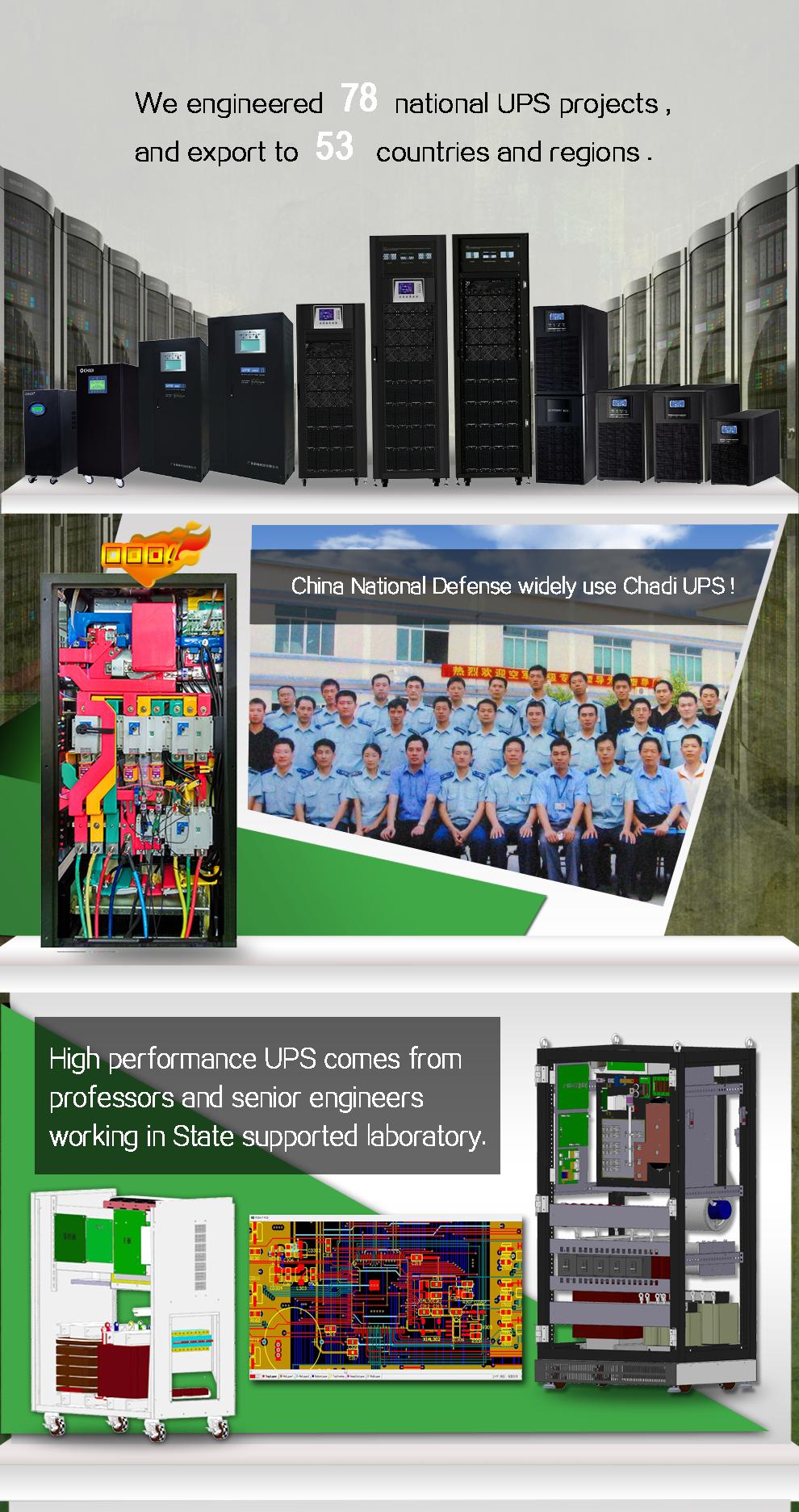 Guangdong Cemdeo Technology Co Ltd Industrial Upsthree Phase Ups Sinusoidal Pura Power Inverter Diagrama De Circuito Lamparasolares