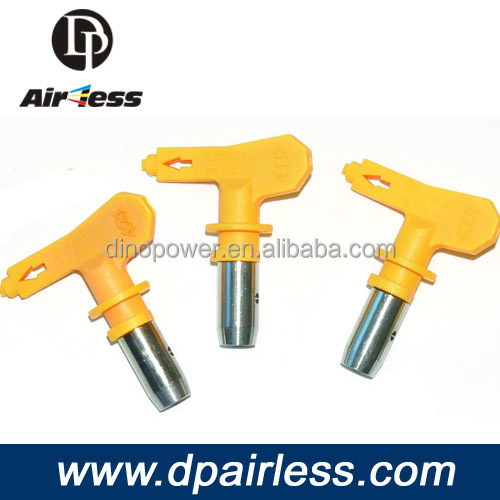 Airless Reversible Spray Tips