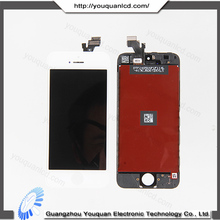 AAA Quality for iphone 5 lcd,recycle broken lcd screen for iphone 5