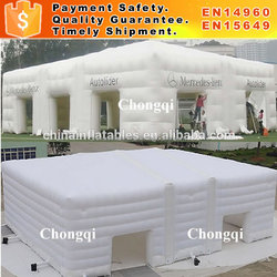 High quality inflatable tent large inflatable cube tent good price to sell