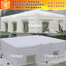 Hot sale large inflatable cube tent for outdoor event inflatable tent