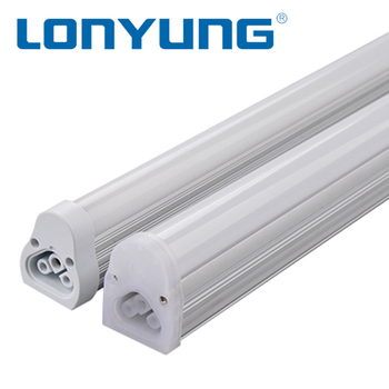 2018 2ft 3ft 4ft 5ft led t5 tube light, integrated fixture tube 5 lamp UL DLC SAA CE