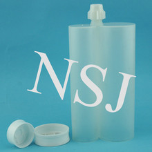 900ml 2:1 Dual Silicone Cartridge, Cartridge Pipe, Cartridge Barrel