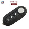 3 Button Remote Key For Fiat