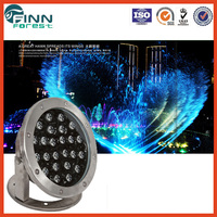 underwater fountain lighting rgb fountain led light