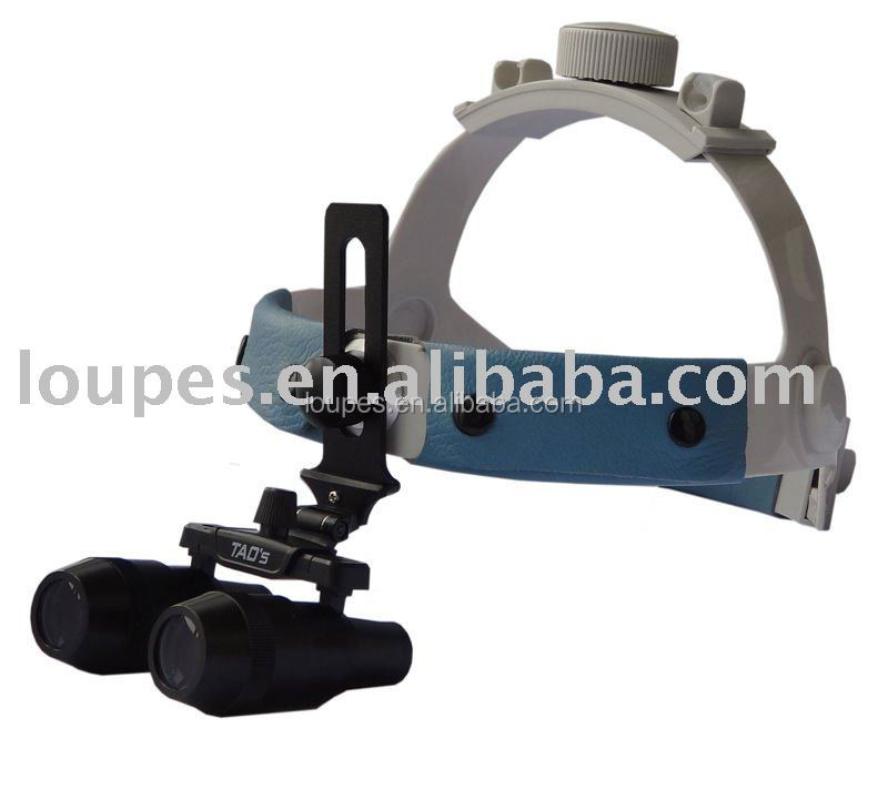 TAO'S MF 4.0X headband dental binocular loupes