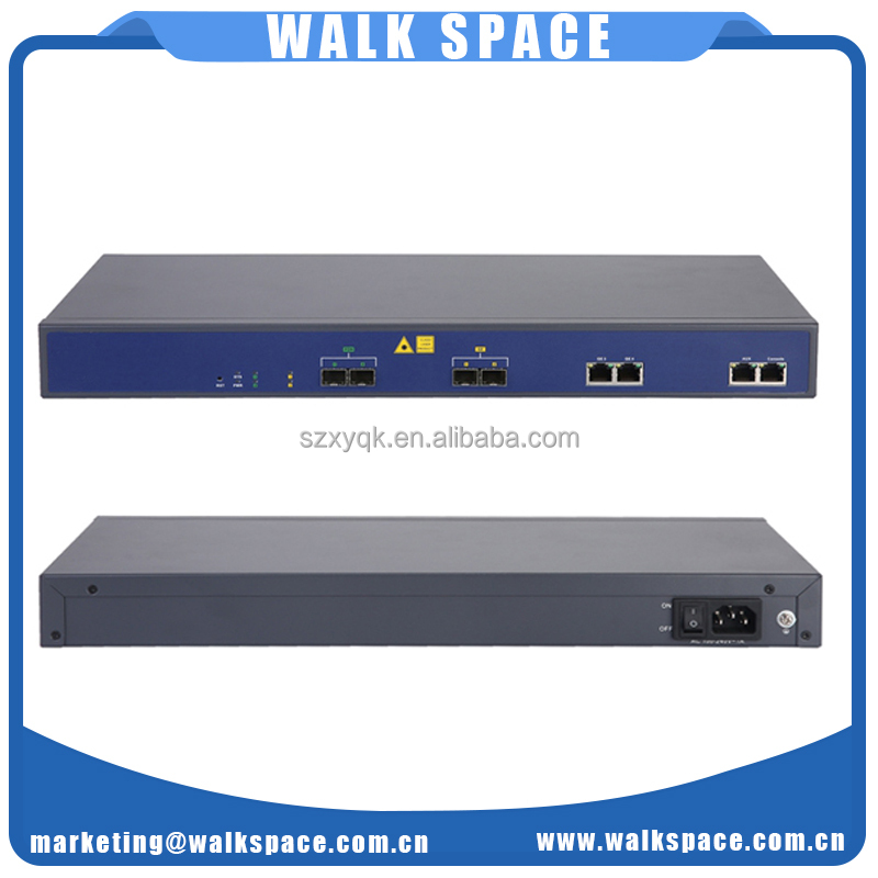 2 EPON port automatic configuration and upgrade EMS and Web management fiber optic network equipment gepon OLT