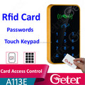 touch keypad Rfid door Access Control Device