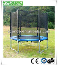 6FT Joy Trampoline With Enclosure