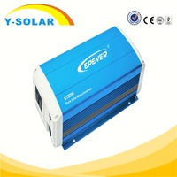 EPEVER STI 200-12-220 Pure Sine Wave Off Grid-Tie Inverter Solar Power Converter 12V 220V 200W Excellent EMC Design