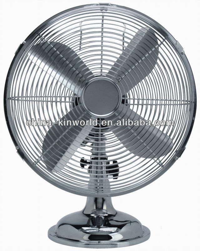 "16""national electric metal table fan"