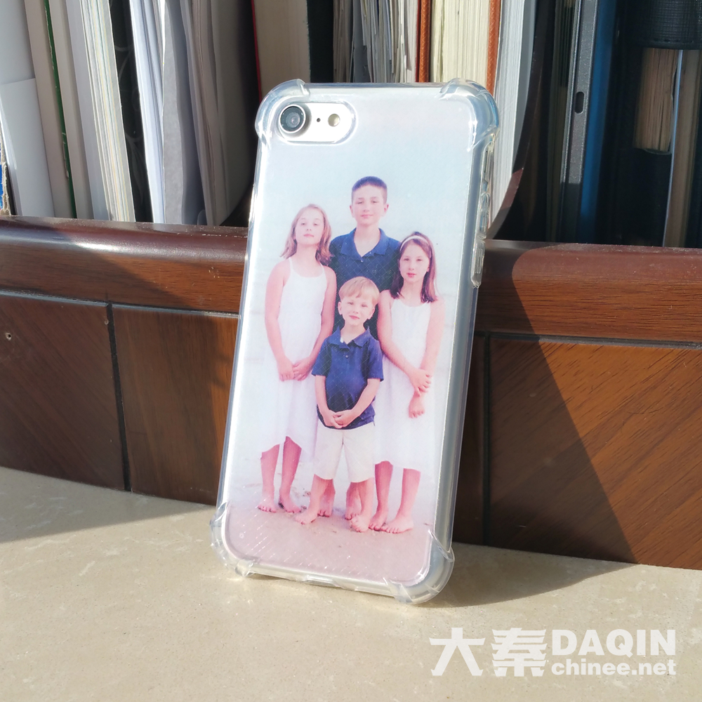 Beijing Daqin Updated freely Software Phone Skin Phone Case Cutting Printing Machine