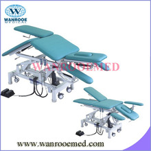 DE-6 Hospital Adjustable Electric Physiotherapy Bed