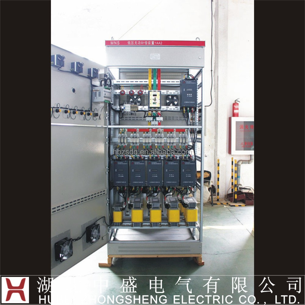 Low voltage power factor correction equipment
