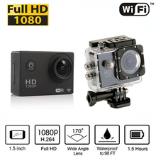 Digital Zoom Full Hd Cheap Action Camera 60Fps For Extreme Sports