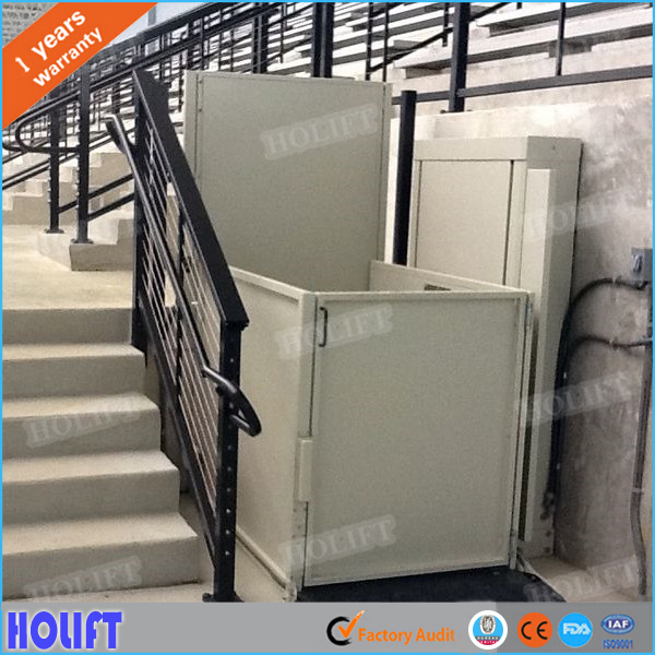 Holift hot sale ambulance vertical wheelchair lift wheelchair lift