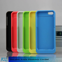 2017 Dedicate 2200mAh power battery case for iphone 5c