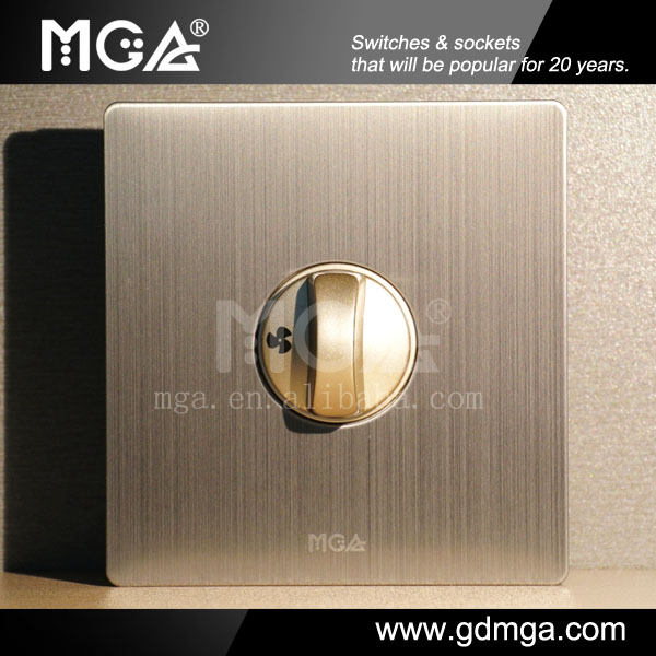 MGA Q9 Series fan Electric switch