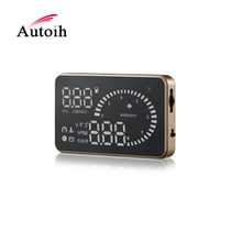 New product X6 Car OBD2 HUD Electronics With Factory Wholesale Price