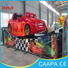 2016 new small amusement rides family equipment mini flying car