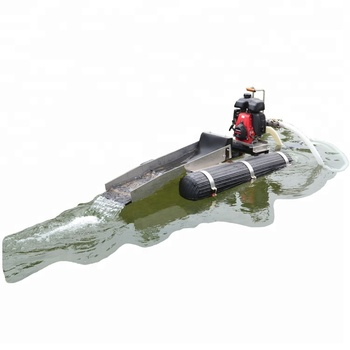 Mobile gold prospecting mini dredge for sale