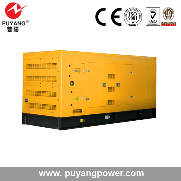 200kva supermarket generator super silent generating prices